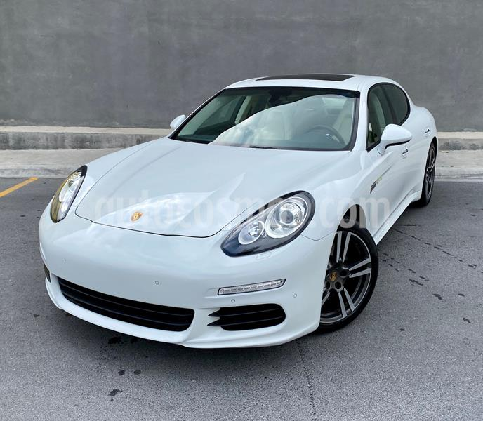 Porsche Panamera S E-Hybrid usado (2015) color Blanco precio $900,000