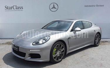 Foto venta Auto usado Porsche Panamera S E-Hybrid (2016) color Plata precio $1,099,900