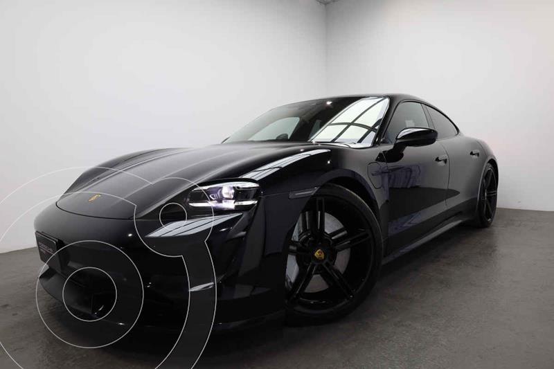 Foto Porsche Taycan Turbo usado (2020) color Negro precio $3,050,000