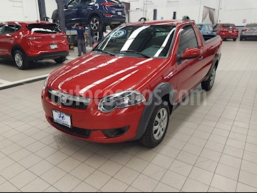 Foto venta Auto usado RAM 700 Cabina Sencilla (2018) color Rojo Alpine precio $205,000