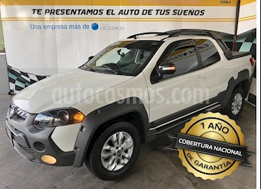 "Foto venta Auto Seminuevo RAM 700 Club Cab Adventure AM/FM/CD TS 6"" (2018) color Blanco precio $270,000"