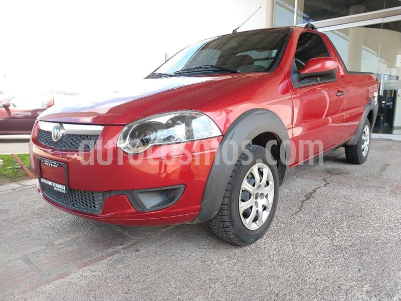 RAM 700 SLT Regular Cab usado (2019) color Rojo precio $178,000