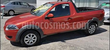RAM 700 SLT Regular Cab usado (2018) color Rojo Alpine precio $202,900