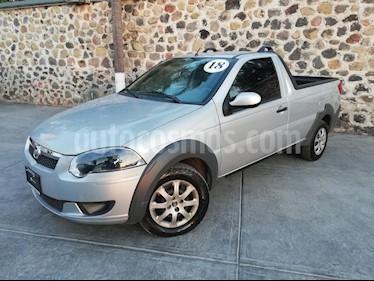 Foto venta Auto usado RAM 700 SLT Club Cab (2018) color Plata precio $185,000