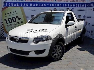 RAM 700 SLT Regular Cab usado (2019) color Blanco precio $223,973