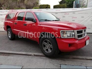 RAM Dakota 3.7L SLT 4x2 Crew Cab usado (2012) color Rojo Flama precio $175,000