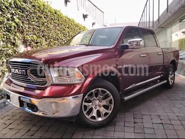 Foto venta Auto usado RAM RAM 4p Crew Laramie Limited V8/5.7 Aut 4x4 (2017) color Rojo precio $685,000