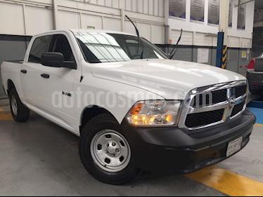 Foto venta Auto usado RAM RAM 4p SLT Crew Cab V6/3.6 Aut 4X4 Trabajo (2016) color Blanco precio $380,000