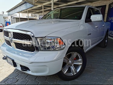 RAM RAM 1500 Mild Hybrid Laramie Sport Crew Cab 4x4 usado (2016) color Blanco precio $410,000