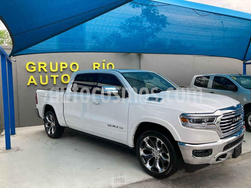 RAM RAM 1500 Limited Longhorn V8 8 vel 4X4 usado (2019) color Blanco precio $965,000