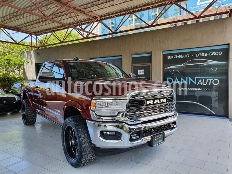 RAM RAM Laramie Crew Cab 5.7L 4x4 usado (2019) color Rojo Cobrizo precio $989,000