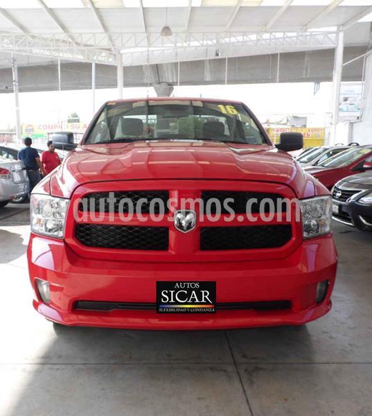 RAM RAM SLT Regular Cab 5.7L 4x2 Sport usado (2016) color Rojo precio $309,000