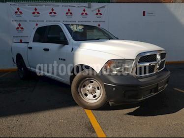 Foto venta Auto usado RAM RAM SLT 1500 Crew Cab Trabajo 3.6L Aut 8 vel 4x2 (2016) color Blanco precio $345,000