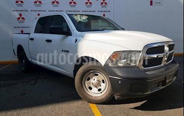 Foto venta Auto usado RAM RAM SLT 1500 Crew Cab Trabajo 3.6L Aut 8 vel 4x2 (2016) color Blanco precio $360,000
