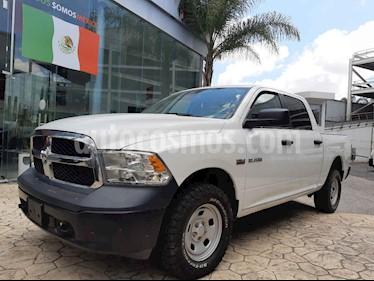 Foto venta Auto usado RAM RAM SLT 1500 Crew Cab Trabajo 3.6L Aut 8 vel 4x4 (2016) color Blanco precio $337,000