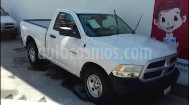 Foto venta Auto usado RAM ST 1500 4x2 Aut (2014) color Blanco precio $205,000