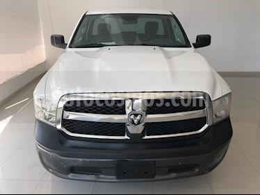 Foto venta Auto usado RAM ST 1500 Regular Cab 3.6L 4x2 Aut (2014) color Blanco precio $203,900