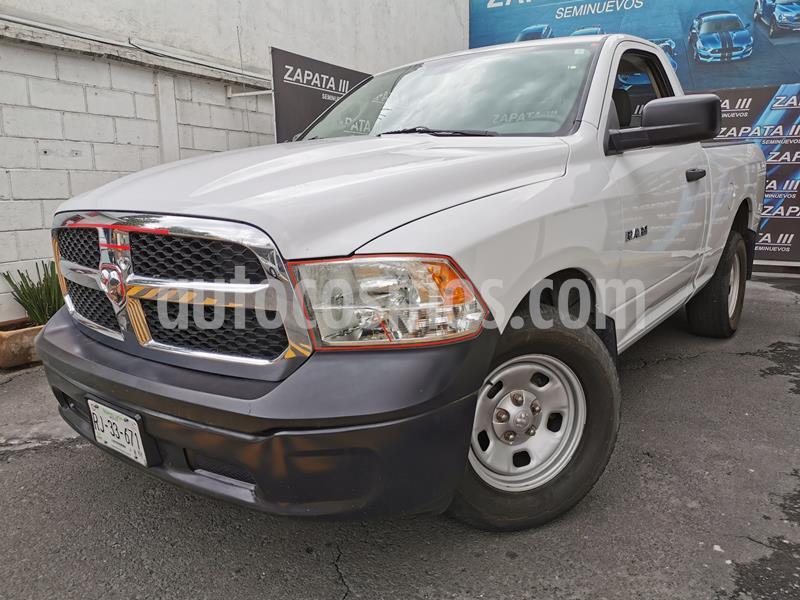 RAM ST 1500 Regular Cab 3.6L 4x2 usado (2014) color Blanco precio $195,000