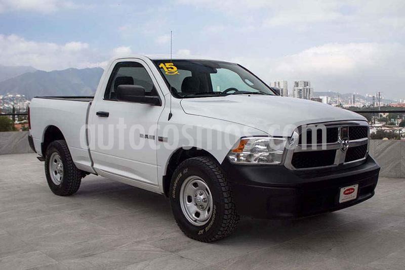 RAM ST 2500 Regular Cab 5.7L 4x2  usado (2015) color Blanco precio $219,700
