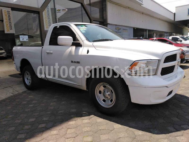 RAM ST 1500 Regular Cab 3.6L 4x2 Aut usado (2015) color Blanco precio $220,000