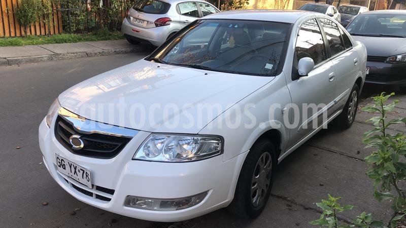 foto Renault-Samsung SM3 PE Entry 1.6L  usado (2014) color Blanco precio $4.490.000