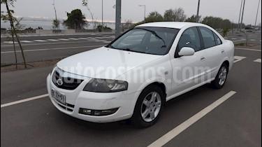 Renault-Samsung SM3 LE 1.6L  usado (2009) color Blanco precio $3.300.000