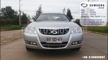 Renault-Samsung SM3 PE Entry 1.6L usado (2012) color Plata precio $4.200.000