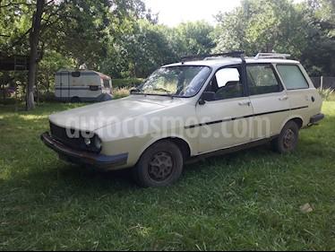 Foto venta Auto Usado Renault 12 GTL Break (1983) color Blanco precio $40.000