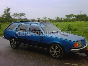 Foto venta carro usado Renault 18 motor1600 (2018) color Azul precio u$s295