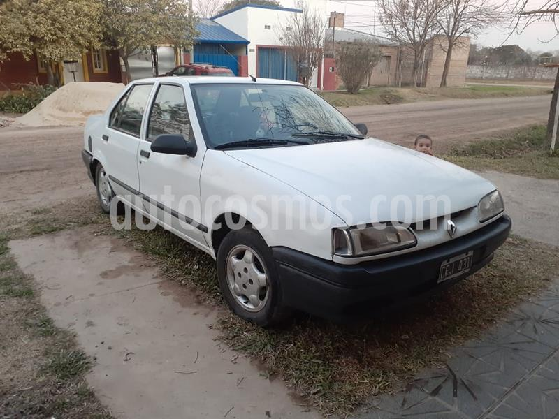 Renault 19 Tric RE DSL usado (1998) color Blanco precio $130.000