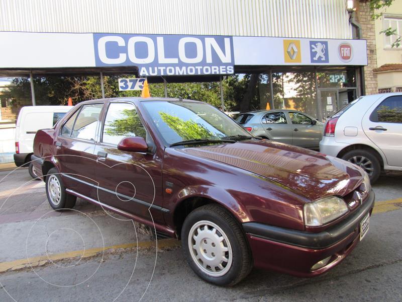 Renault 19 Tric RTi 1.8 usado (1995) color Bordo precio $330.000
