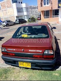 Renault 19 1.4 usado (2000) color Rojo precio $7.500.000