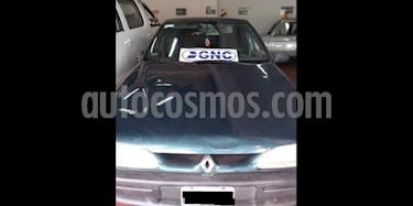 Foto venta Auto usado Renault 19 Tric RE (1998) color Verde Oscuro precio $85.000