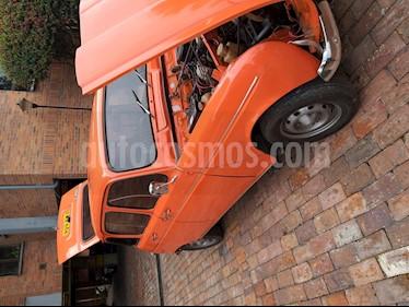 Renault 6 r 6 usado (1977) color Naranja precio $5.800.000