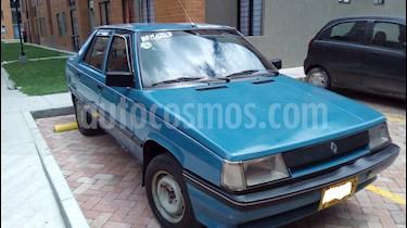 Renault 9 Gtl usado (1988) color Azul precio $4.800.000