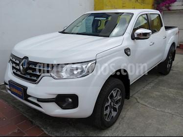 Renault Alaskan 2.5L Zen 4x4  usado (2018) color Blanco precio $99.900.000