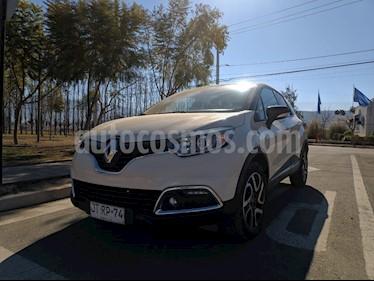 Renault Captur 1.5L Dynamique usado (2017) color Blanco Marfil precio $10.500.000