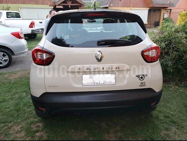 Foto venta Auto usado Renault Captur 1.5L Expression (2016) color Blanco Marfil precio $9.200.000