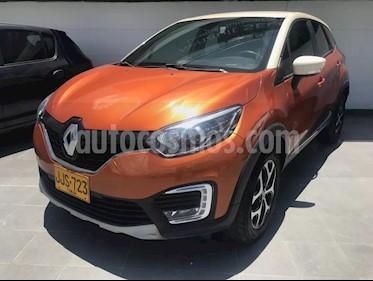 Foto venta Carro usado Renault Captur 2.0L Intens Aut (2017) color Naranja precio $58.500.000