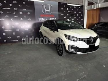 Foto venta Auto usado Renault Captur 5p Iconic L4/2.0 Aut (2018) color Blanco precio $278,000