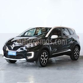 Renault Captur Intens usado (2017) color Negro precio $925.000