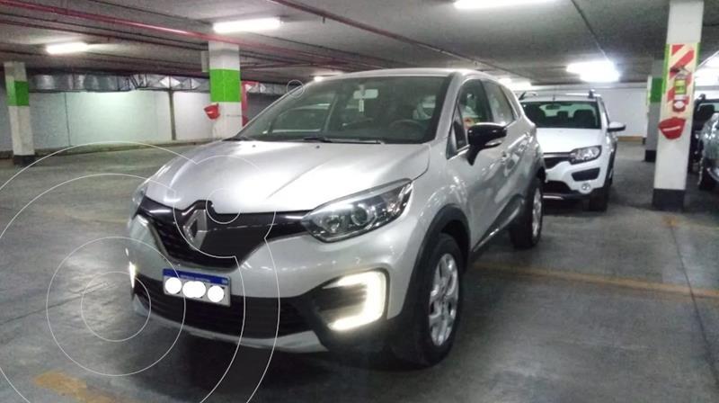 Foto Renault Captur Zen usado (2019) color Gris precio $2.190.000