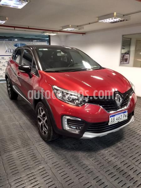 Renault Captur Intens usado (2017) color Rojo precio $1.885.000
