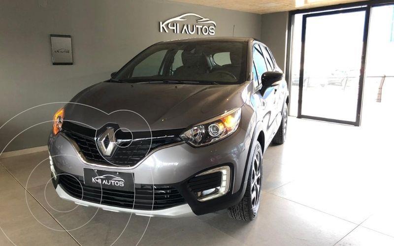 Renault Captur Intens usado (2020) color Gris precio $2.100.000