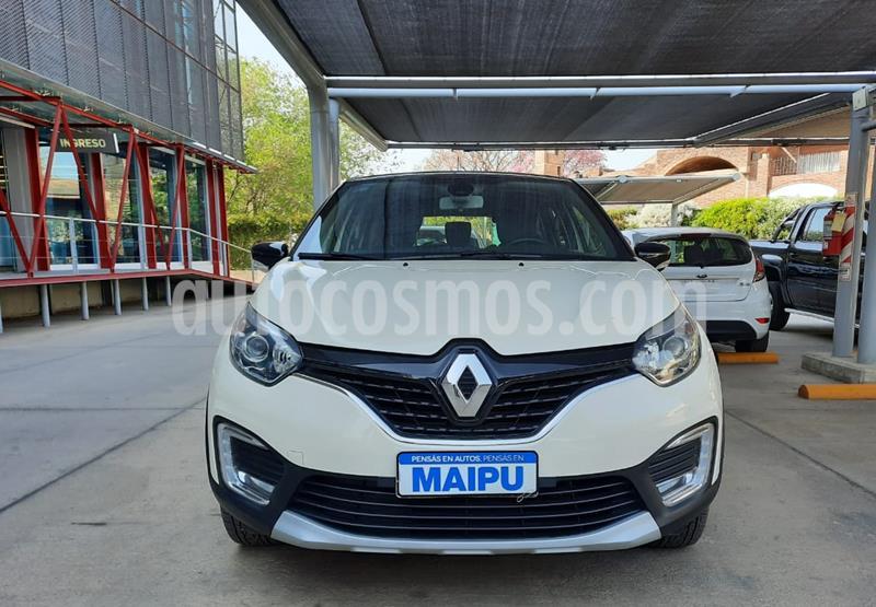 Renault Captur Intens 1.6 CVT usado (2019) color Blanco precio $2.100.000