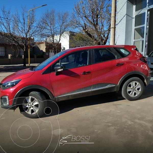 Foto Renault Captur Life usado (2018) color Rojo precio $2.530.000