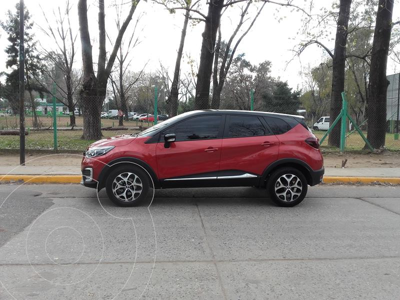 Renault Captur Intens usado (2018) color Rojo precio $1.800.000