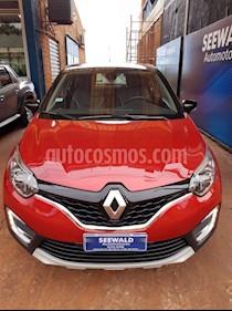 Renault Captur - usado (2018) color Bordo precio $1.260.000