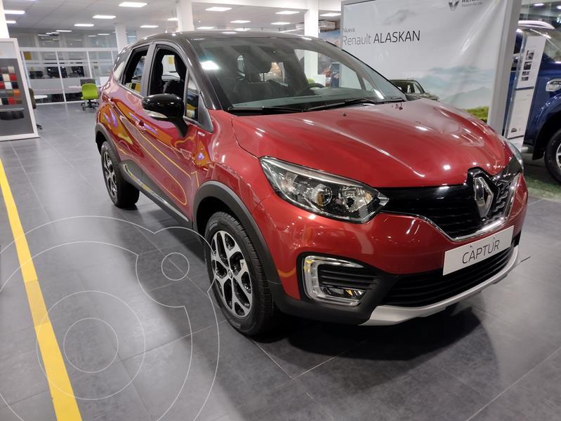 Foto Renault Captur BOSE Serie Limitada nuevo color Rojo Fuego precio $3.362.000
