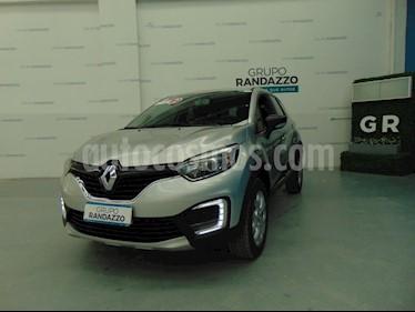 Renault Captur Zen usado (2017) color Gris Oscuro precio $1.049.980